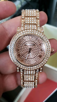 MK BRAND WATCH DIMOND CRYSTAL NEW London, N6P 1P6