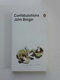 Confabulations by John Berger