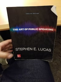 The Art of Public Speaking book Kirtland, 87417