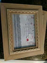 Picture frames 7X5 ($4 each) Pacifica, 94044