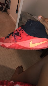 Red Kyrie 2 (Size  11) Rockville, 20850