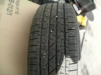 4 Tires with rims   OBO TORONTO