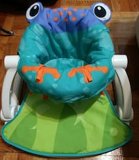 Fisher-Price Sit Me Up Floor Froggy Seat!
