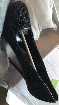 shoes black size 8 Las Vegas, 89178