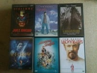 Lote de 18 dvds + 1 de regalo Madrid, 28015