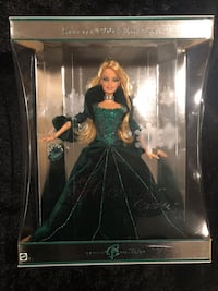 Special 2004 Edition Barbie Collector Barbie. Santa Fe, 77510