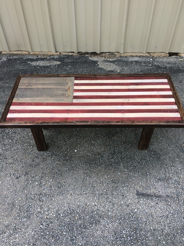American ( USA ) Flag Table Wall Mount d2924caa-af58-4ccc-a34a-8356febda66a