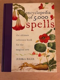 Encyclopedia of 5,000 spells  Worcester, 01606