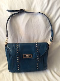 MMS blue bag like new condition  Bridgeport, 06610