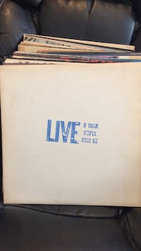 Rolling Stones- Live r Than You'll Ever Be LP!!
