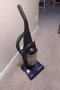 black and gray upright vacuum cleaner Omaha, 68116
