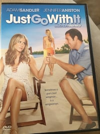 DVD great movie. Funny.