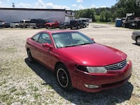 2002 Toyota Camry Solara Red Sussex, 07461