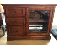 Entertainment Console- Solid Wood Fairfax, 22030