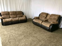 #1576 - Professionally Cleaned Sofa and Loveseat  Oregon City, 97045