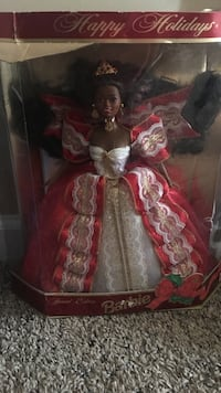Happy Holidays Special Edition Barbie doll