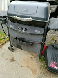 Kenmore gas grill with side burner  Saratoga County