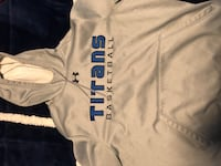 Under armor Titan water proof hoodie  Edmonton, T6W 3G6