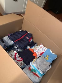 Baby clothes boy size 0-9 months Alexandria, 22309