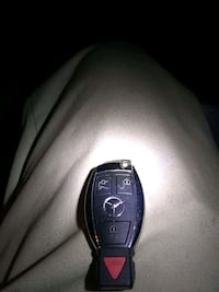 Real Mercedes smart fob key  San Diego, 92139