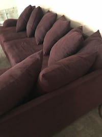 2 piece chaise/lounge sofa  Catonsville, 21228