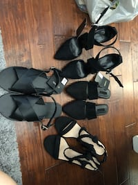 Forever 21 shoes size 7-7.5