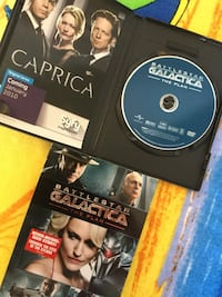 * THE PLAN *  SCI -FI  FILM DVD Battlestar Galactica very cool exiting / Visit for more Alexandria, 22311