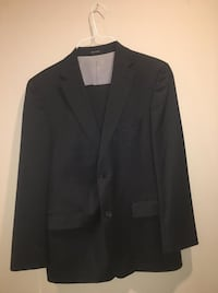 HUGO BOSS TWO BUTTON PURE SUIT JACKET AND PANTS