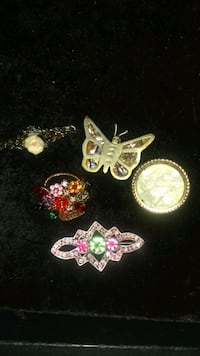 Small broaches