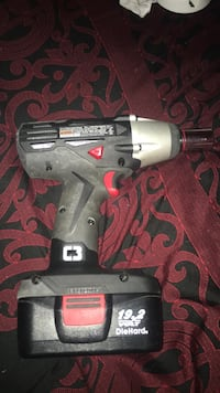 gray and black cordless impact wrench New York, 11692