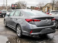 2018 hyundai sonata sport with 15,365km and 100% approved financing Toronto