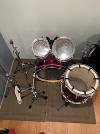 PDP Concept Drum Kit with PDP Stands Orlando, 32808