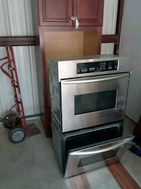"Dual dual convection oven with cabinet housing (7'6"") Fort Myers, 33966"