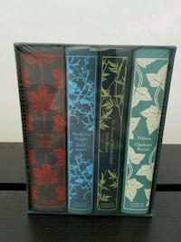 Bronte Sisters Boxed Set SHRINK WRAPPED Markham, L6G 1B3