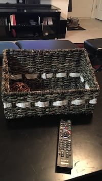 Woven basket in perfect condition Garner, 27529