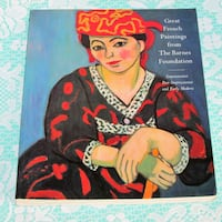 Great French Paintings From the Barnes Foundation Book Mississauga