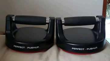 BodyRevPerfect body push ups never used