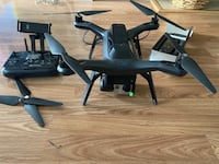 3DR Drone with Go Pro Hero 3