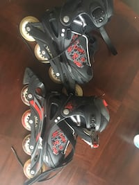 Blade runner inline boys' skates Chantilly, 20151