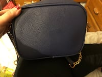 Navy blue bag Chantilly, 20152