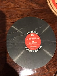 Vintage drink coasters. Some have multiple coasters . Fair to Good. Warren, 07059