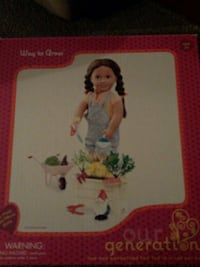 Way to grow for dolls 18 inch  new in box $10 New Jersey