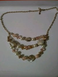 Pink tier necklace West Columbia, 29169