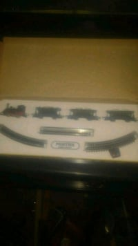 black and red train toy set Detroit, 48227