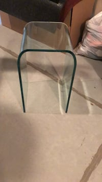 Glass side table Brookhaven, 30319