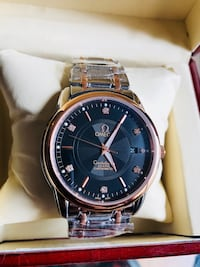 Men's Omega Watch : FRee Delivery  Toronto, M1B
