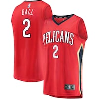 Lonzo Ball Pelicans Jerseys ALL SIZES New Orleans