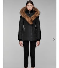 Women's black fur coat Toronto, M9L 2A6