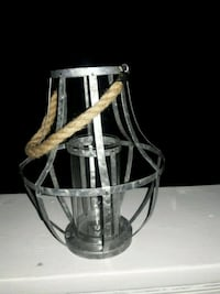 New Candle Lantern set