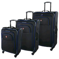 Luggage Suitcases brand new lightweight swiss gear Surrey, V3W 9S2